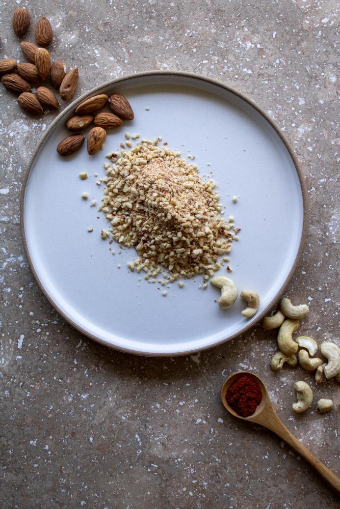 Homemade Nut Crumbs - Cooking Restored